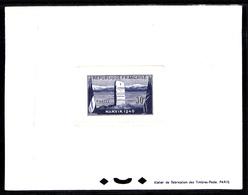FRANCE - N° 922 - BATAILLE De NARVIK En NORVEGE  28 MAI 1940 - EPREUVE DE LUXE. - Luxury Proofs