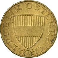Monnaie, Autriche, 50 Groschen, 1976, TB+, Aluminum-Bronze, KM:2885 - Autriche