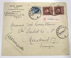 Bélgica 285-321(2) - Bélgica