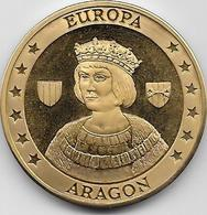 Espagne - 10 Ecus - 1994 - Europa - Aragon - Argent - Spain