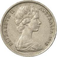 Monnaie, Australie, Elizabeth II, 5 Cents, 1968, TTB, Copper-nickel, KM:64 - Monnaie Décimale (1966-...)