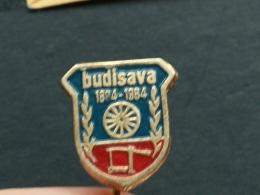 Z 228 - BUDISAVA, SERBIA, EMBLEME, BLASON - Ciudades