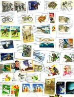 """AUSTRALIA LOT8 MIXTURE OF50+USED STAMPS SOME 2015/18 INC.NEW""""END OF WWI """"$1,,""""MOTORBIKE Y""""$1,ETC READ DESCRIPTION!! - Timbres"""