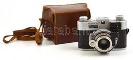 Cca 1938 Kodak Eastman: Kodak 35 Távmérős 35mm-es Fényképezőgép, Kodak Anastigmat Special 50mm F/3.5 Objektívvel, Működő - Cameras