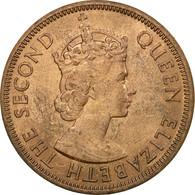 Monnaie, Etats Des Caraibes Orientales, Elizabeth II, Cent, 1965, TTB, Bronze - Caraïbes Orientales (Etats Des)
