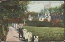 The Chain Walk To Kenwyn Near Truro, Cornwall, C.1905-10 - Empire Series Postcard - England