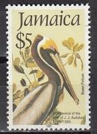 Jamaica - BIRD / PELICAN 1985 MNH - Jamaica (1962-...)