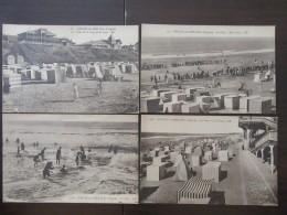 Soulac Sur Mer (Gironde) - Série De 23 Cartes Postales Non-circulées Dont Animées - Soulac-sur-Mer