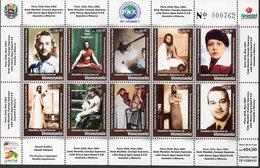 VENEZUELA 3064/73 Serge Raynaud De La Ferrière, Astrologue, Yoga - Astrologie