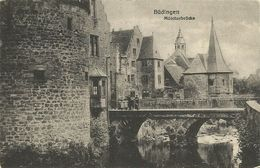 AK Büdingen Mühltorbrücke ~1915 #01 - Wetterau - Kreis