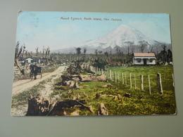 NOUVELLE ZELANDE MOUNT EGMONT NORTH ISLAND - Nouvelle-Zélande