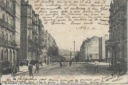 Bilbao  Espagna - Gran Via 1905 - Vizcaya (Bilbao)