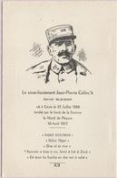 CPSM - GROIX - Sous-Lieutenant JP.CALLOC'H - Barde Tombé Sur Le Front De La Somme - Carte Au Profit Du Monument érigé - Groix