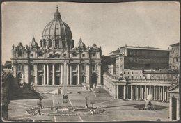 Basilica Di San Pietro, Roma, C.1910 - Vecchioni E Guadagno Cartolina - Vatican