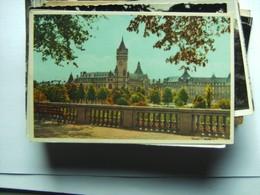 Luxemburg Luxembourg Caisse D'Epargne Veel Groen - Luxemburg - Stad