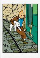 CP - Thèmes - Bandes Dessinées - Tintin - Bandes Dessinées