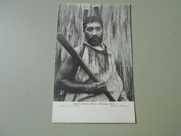 NOUVELLE ZELANDE  MAORI CHIEF HOERA WATENE - Nouvelle-Zélande