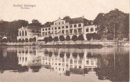 """1919  Soolbad Salzungen  """"  Kürhaus """" - Bad Salzungen"""