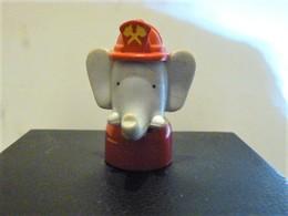 DG057 - Figurine Babar Pompier - Figurines