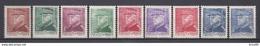 Monaco - YT N° 225 à 233 - Neuf Sans Charnière Sauf N° 229 Neuf Avec Charnière - 1940 - Monaco