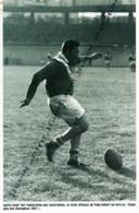 RUGBY : PHOTO (1951), CHAMPIONNAT DU MONDE DE RUGBY A 13, LA FRANCE TRIOMPHE EN AUSTRALIE, PUIG-AUBERT - Rugby