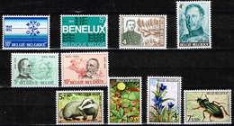 Lot Belg Selectie 1974 Postfris** - België