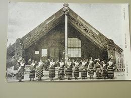 NOUVELLE ZELANDE  POI DANCE -13 - Nouvelle-Zélande