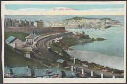 St Ives, Cornwall, 1906 - GD&DL Postcard - St.Ives