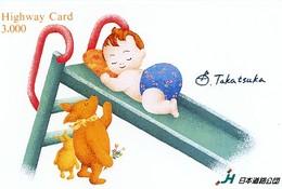 Jeu BD  Carte Prépayée Japon Karte Card (D 363) - Jeux