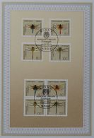 Insects Insectes Libellen Dragonflies Germany Allemagne 1991 First Day Card - Sonstige