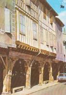 Ariège        H121         MIREPOIX.La Maison Des Consuls - Mirepoix