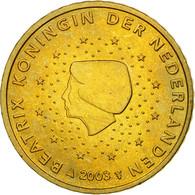 Pays-Bas, 50 Euro Cent, 2003, TTB, Laiton, KM:239 - Pays-Bas