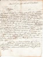 Rév. 2 Juin 1792 - Bataillons De Volontaires Nationaux - Serment De Vivre LIBRE Ou MOURIR - Recrutement De 260 Hommes - Historical Documents
