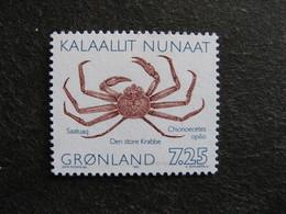 Groenland:  TB N° 220a, De Carnet. Neuf XX. GM. - Groenland
