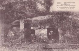 H16 - 22 - Trégastel - Côtes-d'Armor - Dolmen De Kerguentuil - A Longtemps Servi D'habitation - N° 3998 - Trégastel