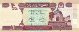 AFGHANISTAN P. 68a 20 A 2002 UNC - Afghanistan