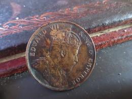 JERSEY - 1909- 1/12 SHILLING - TTB+ -BELLE PATINE - Jersey