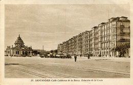 ESPAGNE(SANTANDER) CAMION - Cantabria (Santander)