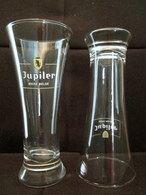 VERRE Tulipe Bière Belge JUPILER Belgique Glass Beer Tulip Glas Bier 25 Cl ! - Beer