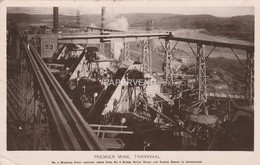 South Africa  Premier Gold Mine Transvaal  RP   Sa 620 - Zuid-Afrika