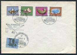 1960 Switzerland Automobil Postbureau / Mobile Post Office Cover. Bundesfeier Zurich, Pro Patria - Postmark Collection