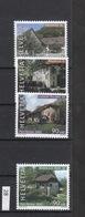Schweiz ** 1790-1793 Pro Patria 2002 Wertvolle Bauten Postpreis 4,70 - Schweiz