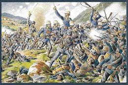 Waffen Brüder 1914-1915   -    FRG  3423 Serie 94 - Guerre 1914-18