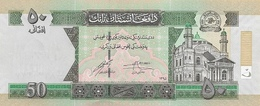 AFGHANISTAN P. 69f 50 A 2016 UNC - Afghanistan