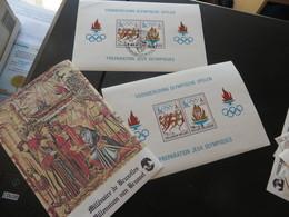 LOT DE TIMBRES DE BELGIQUE VOIR LES PHOTOS Presque Tous Neufs,surement Forte FACIALE - Lots & Kiloware (mixtures) - Max. 999 Stamps