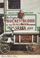 Nevada Virginia City Bucket Of Blood Saloon 1972