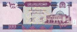 AFGHANISTAN P. 70b 100 A 2004 UNC - Afghanistan