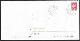 Francia/France: Lettera, Letter, Lettre - Francia