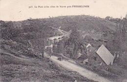 23-FRESSELINES- LE PONT ET LES COTES DE VERVIT - France