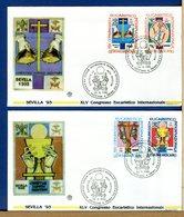 VATICANO - FDC 1993 -   CONGRESSO EUCARISTICO - FDC